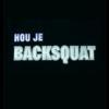 bartaal hou je backsquat trui zwart